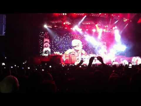 Gelredome Iron Maiden Iron Maiden Gelredome