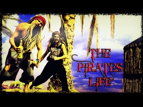 The Pirate's Life - Just for giggles. From the Red Sea, Sinai, Egypt.