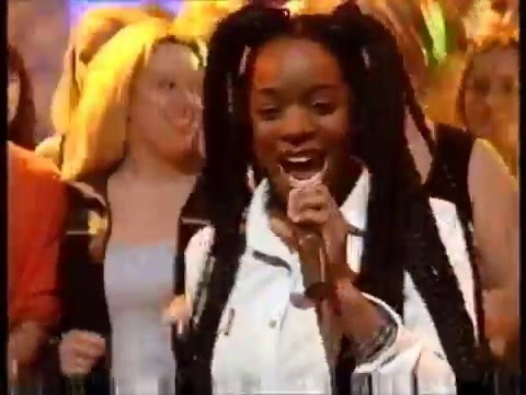 Cleopatra - I Want You Back, Live On Top Of The Pops