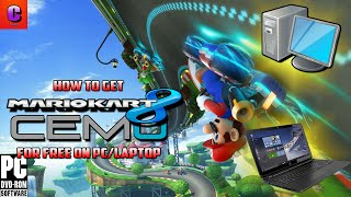 How to get Mario Kart 8 on PC/Laptop for FREE