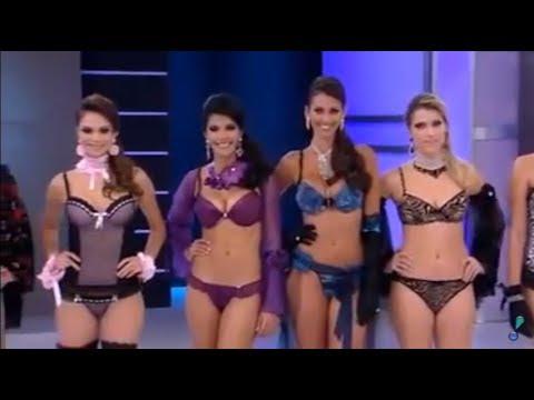 Clássicos Da Redetv! - Modelos Exibem Corpos Esculturais Em Desfile De Lingerie No Superpop