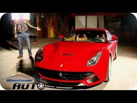 Fahrbericht: Ferrari F12 Berlinetta | Abenteuer Auto Classics