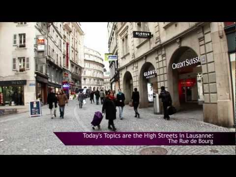 LocationTV: Lausanne, Rue de Bourg