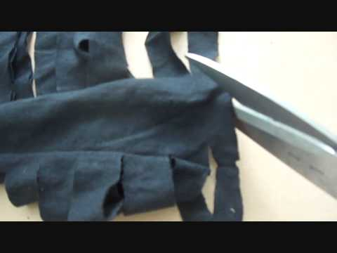 recycler de vieux tee shirts youtube. Black Bedroom Furniture Sets. Home Design Ideas