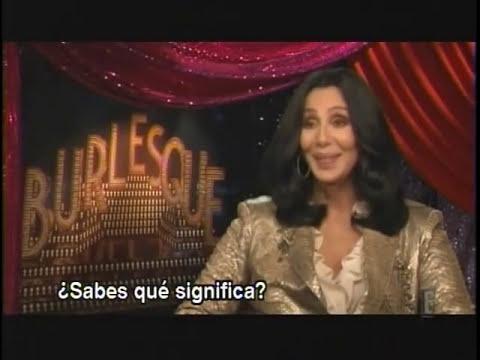 E! Special: Burlesque (subtitulado) parte 3/3
