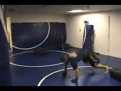 MMA conditioning Hel-town style round 1 part 1 Image 1