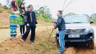 Hài Tết 2019 | BÁN ĐÀO TẾT | Phim Hài Hay Cười Vỡ Bụng 2019