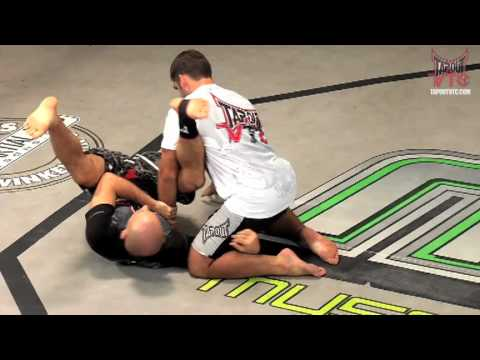 Learn How To Fight MMA: Omoplata Sweep with Greg Jackson Image 1