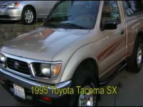 1995 toyota tacoma 4x4 seattle wa youtube. Black Bedroom Furniture Sets. Home Design Ideas