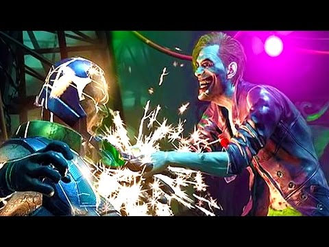 INJUSTICE 2 All Super Moves (All Characters)