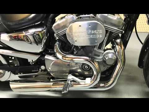 Harley Davidson Sportster 883 to 1200 conversion disassembling Pt.1