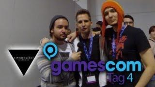 Gamescom 2013 Tag 4 - Moondye, Mukka, Wendy und Bären