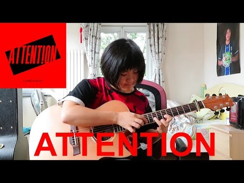 Attention - Charlie Puth (Andrew Foy Arrangement) (Fingerstyle Guitar) Free Tabs