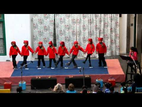 Woodstock School's Grade 1 & 2 Christmas Performance 2011