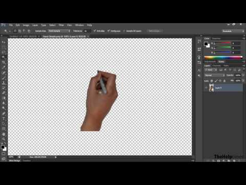 How to Create Custom Mouse Cursor/Pointer Using Photoshop