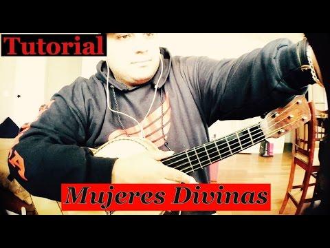 Como Tocar (( Mujeres Divinas )) En Vihuela (( Vicente Fernandez ))