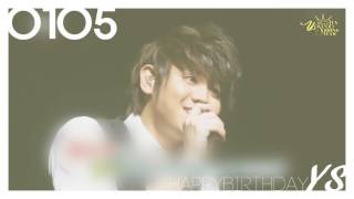 [YOSEOBVN][FMV] 170105 HAPPY BIRTHDAY, YOSEOP ♡
