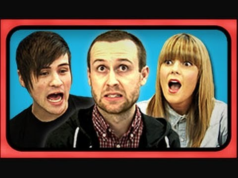 YouTubers React to Viral Videos Ep. #3 - Rewind YouTube Style