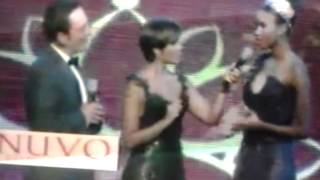 Leila Lopes en Miss Rep. Dominicana