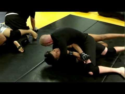 MMA Sparring 2013 Video 3