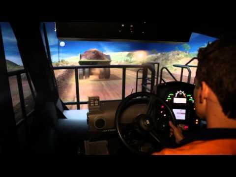 Simulator provides a safe way to train operators