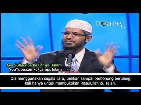 Tantangan Al-Qur'an Yang Tidak Bisa Dijawab Siapapun! | Dr. Zakir Naik