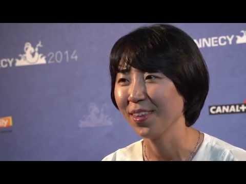 Annecy 2014 - Cristal du court métrage - Dahee Jeong pour