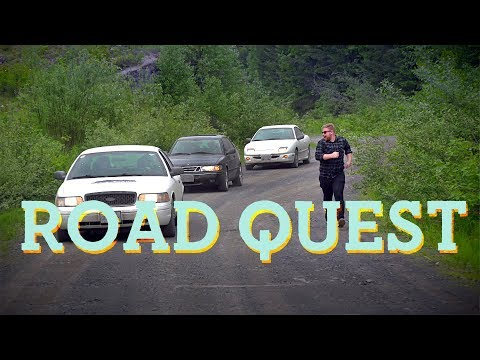 The Worst Highway in BC || Road Quest Ep7