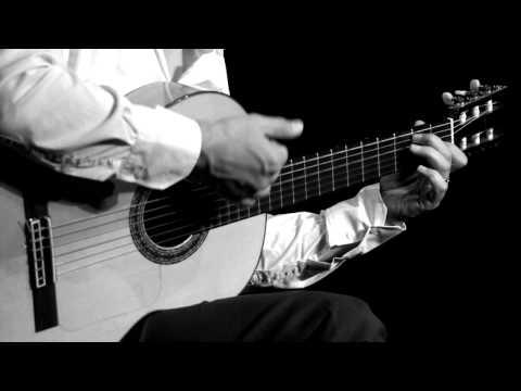 Flamenco Rumba spanish guitar performance by Yannick Lebossé