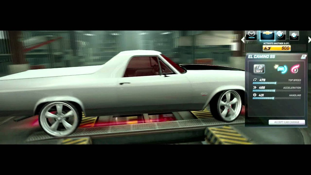 Need for Speed World Muscle Car Movie Mash - YouTube