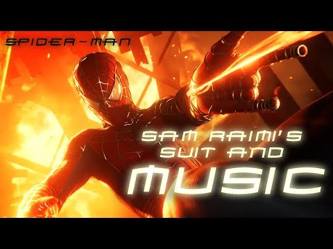 Best Of Spider-Man With Raimi's Suit & Music (PS4)