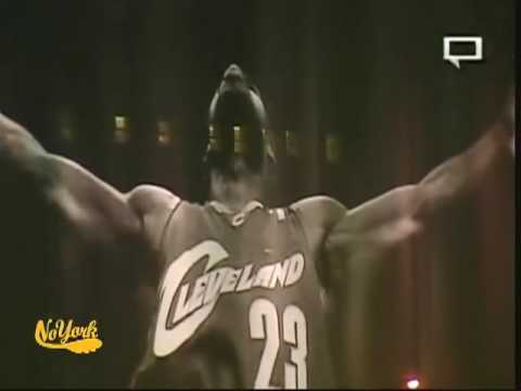 LeBron James Answer to Kobe Bryant by Lil Wayne - LeBron James by Debonair Video