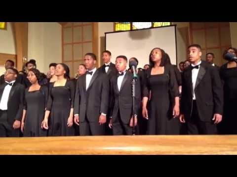Pine Forge Academy Choir in Concert March 29, 2014