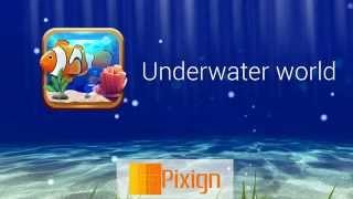 Underwater world Live Wallpapers