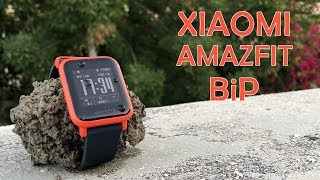 Smartwatch AND Not at the same time! A week later with Xiaomi Amazfit Bip