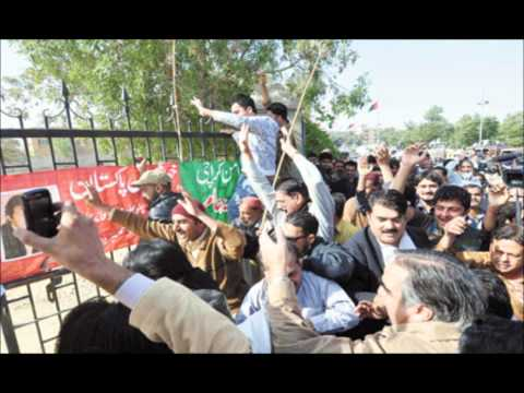 Sada Haq Ethe Rakh Pti Tigers Song video