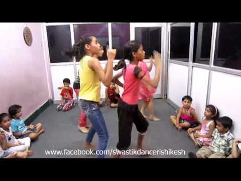 Go Go Govinda Dance By Swastik Dance Rishikesh video
