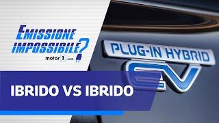 Esistono auto ibride VERE e auto ibride FALSE?