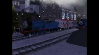 Thomas Trainz Short - Coca Cola Christmas Advert 2014