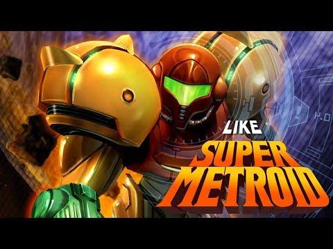 Top 12 Games Like Metroid on Android - iOS | Metroidvania