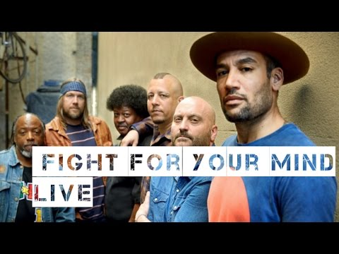 Fight for Your Mind Ben Harper Live with Intrumental solo