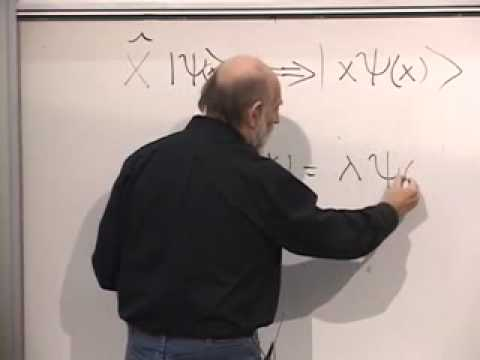 Lecture 3 | Modern Physics: Quantum Mechanics (Stanford)