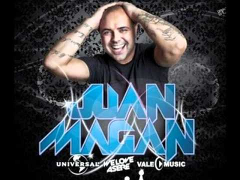 Juan Magan - Ella no sigue modas (lyrics)