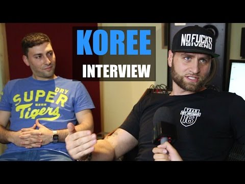 Koree Interview: #uded, Training Day, Kollegah, Kingsize, Fard, Snaga, Eko Fresh, 257ers, Bosstrafo video