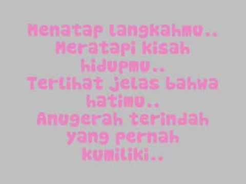 download lagu Anugerah Terindah Yang Pernah Kumiliki - gratis