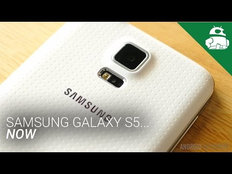 The Samsung Galaxy S5... Now