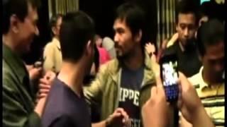 Top Rank at Showtime Promotions, posibleng magsanib para sa Pacquiao-Mayweather Superfight