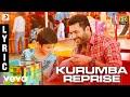 Tik Tik Tik   Kurumba Reprise Lyric | Jayam Ravi, Nivetha Pethuraj | D.Imman