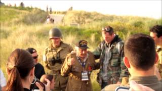Singing The Airborne Song With A Veteran Of H Company 101st Airborne