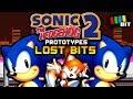 Sonic The Hedgehog 2 (PROTOTYPES) LOST BITS | Cut Content & Unused Zones [TetraBitGaming]